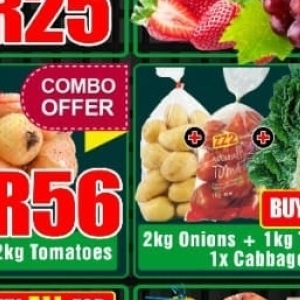 Cabbage at Three Star Cash and Carry