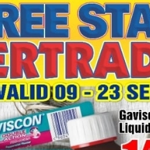 Liquid at Three Star Cash and Carry