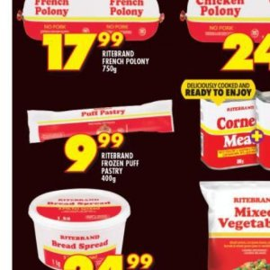 Pastry at Shoprite
