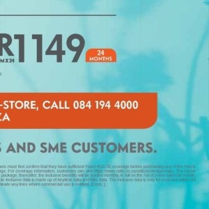 Can at Cell C