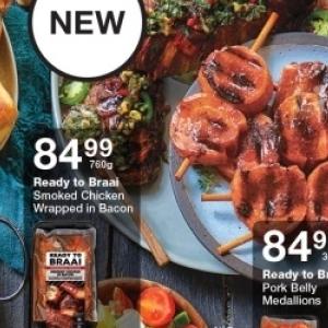 Pork at Checkers Hyper