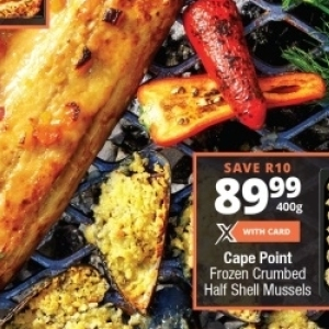 Mussels at Checkers