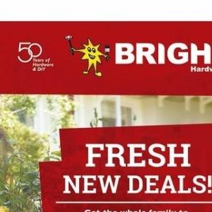 at Brights Hardware