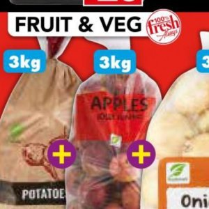 Apples at Shoprite