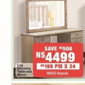 Mirror at House & Home