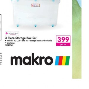 Box at Makro