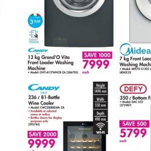 Washing machine at Makro