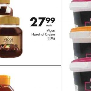 Hazelnut cream at Save Hyper