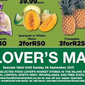 Melon at Fruit & Veg City