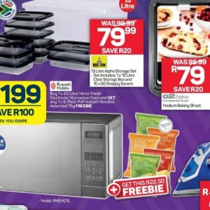 Oven at Pick n Pay Hyper