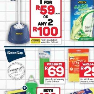 Toilet brush at Pick n Pay Hyper
