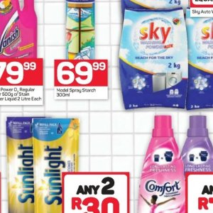 Starch at Pick n Pay Hyper