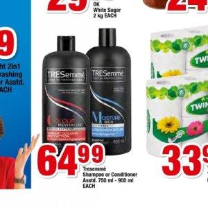 Shampoo at OK Foods