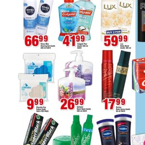 Shaving gel nivea  at OK Foods