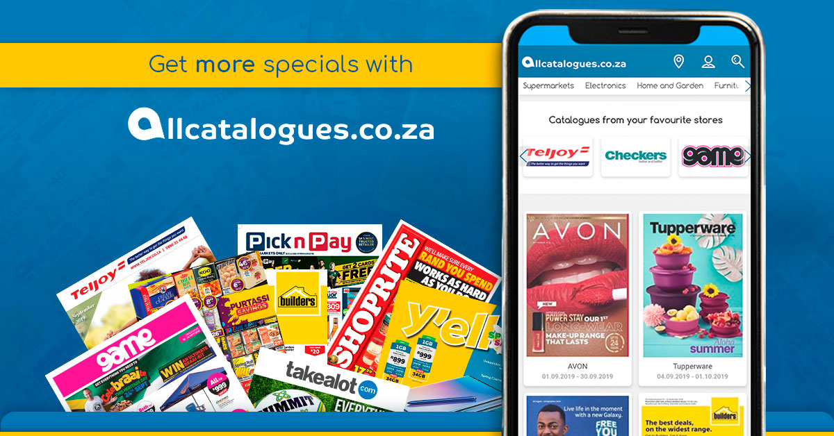 All Catalogues Get The Latest Online Specials And