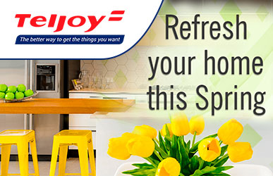Refresh your home this Spring!