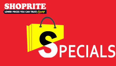 Irresistible offers at Shoprite!