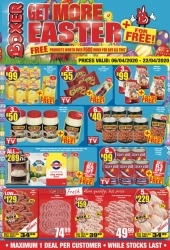 Catalogue Boxer Superstores