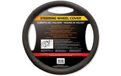 Steering wheel sheath