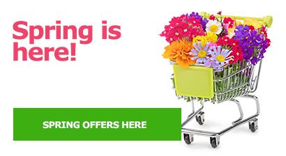 Spring Savings 2018